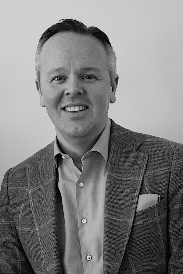Björn Lönnberg. Ny vd för Agitator Whiskymakare AB
