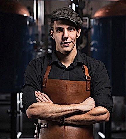 Destillerichef Oskar Bruno
